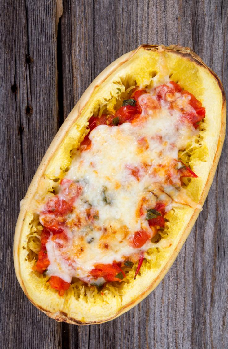 twice-baked | twice-baked recipes | recipes | potatoes | spaghetti | squash | sides | dinner
