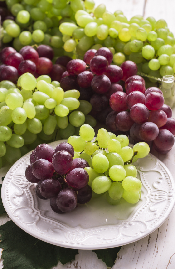 Grapeful For Summer Recipes