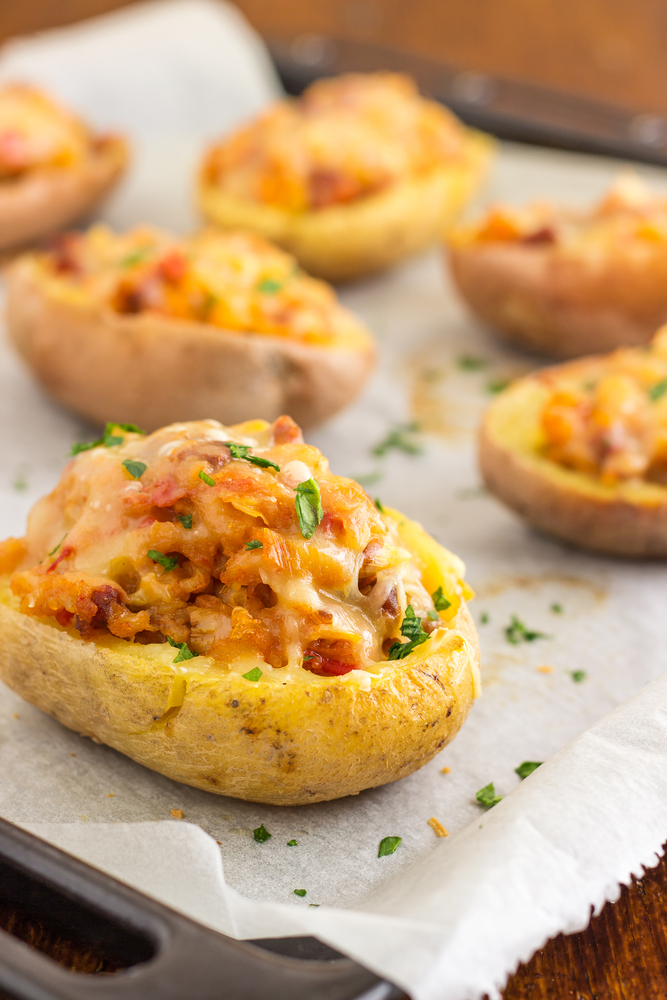 Twice-Baked Recipes That Are Twice As Good