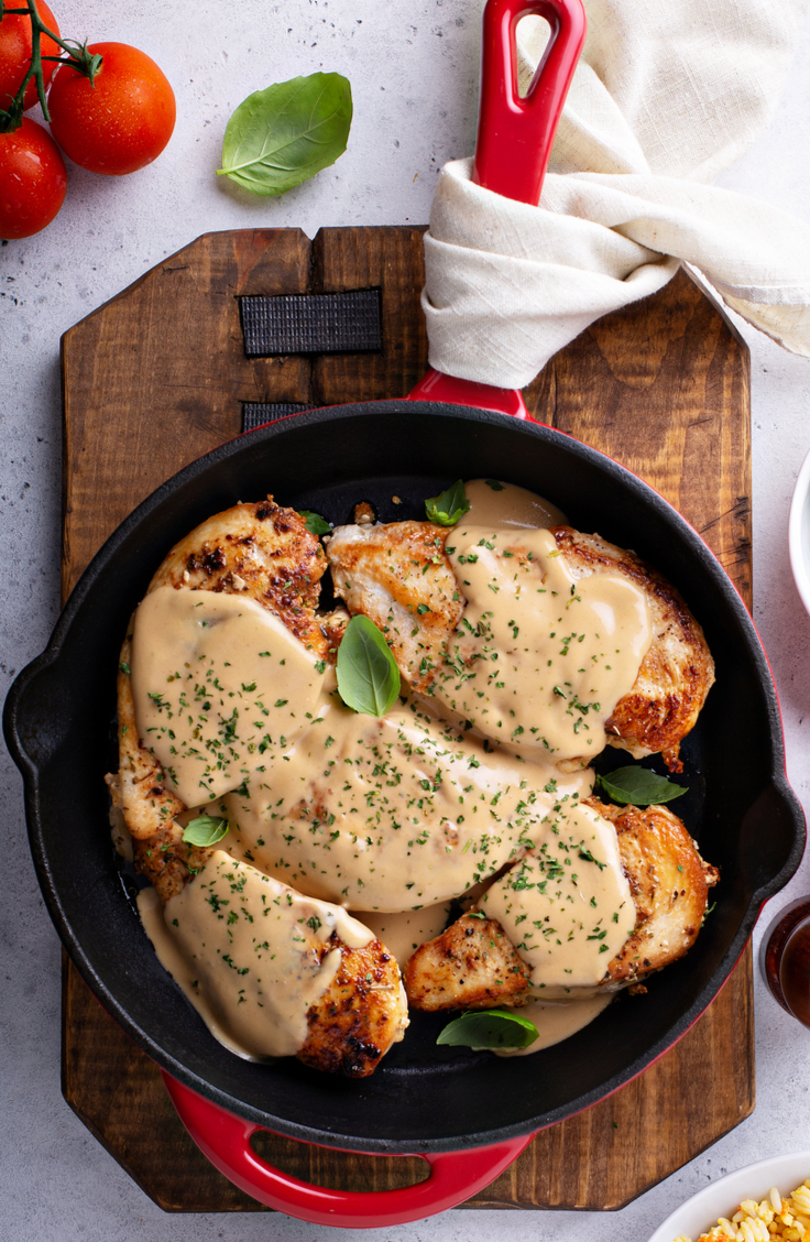 Marry Me Chicken Recipe So Good You'll Want To Say I Do