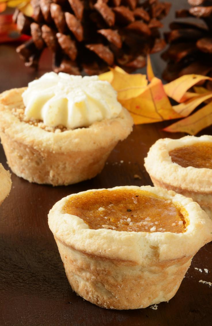 Irresistible Fall Desserts