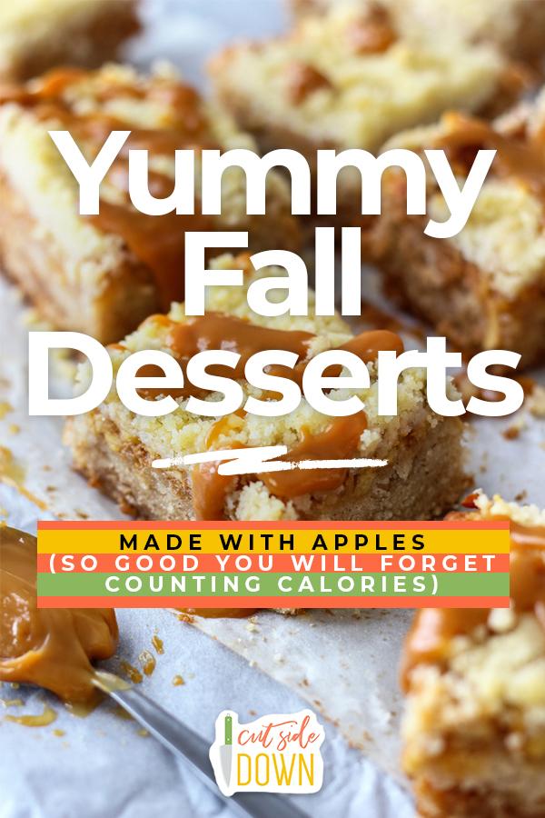 fall desserts   fall   desserts   fall dessert recipes   fall recipes   recipes   apples   apple recipes   baking