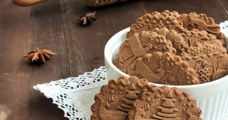 Easily Create The Cutest Cookies With Embossed Rolling Pins