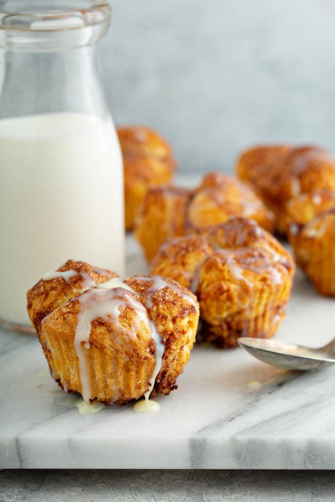 Everyone loves cinnamon sugar monkey bread, right?