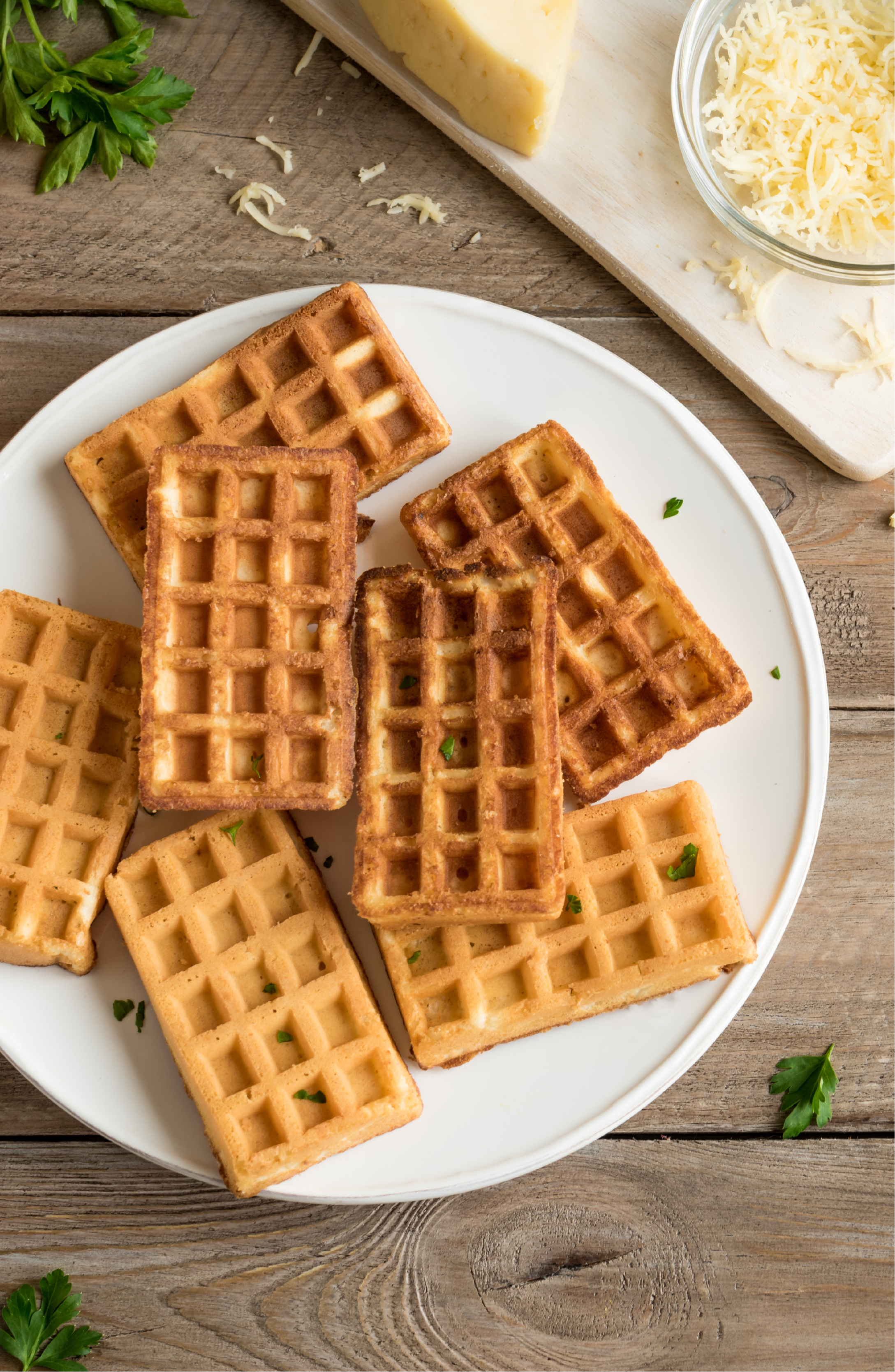 If you're doing Keto then you will want to know these chaffle recipes.
