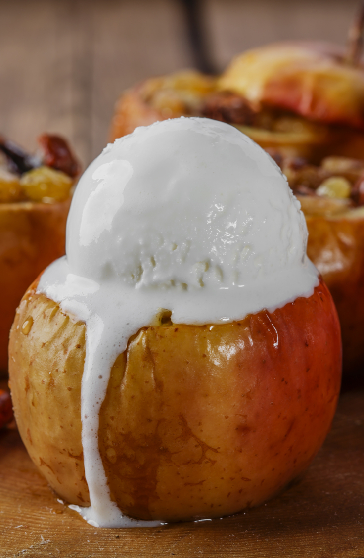 One of the best flavors of fall are apples. Try out these baked apple recipes! You will be hooked after the first one. They are delicious!