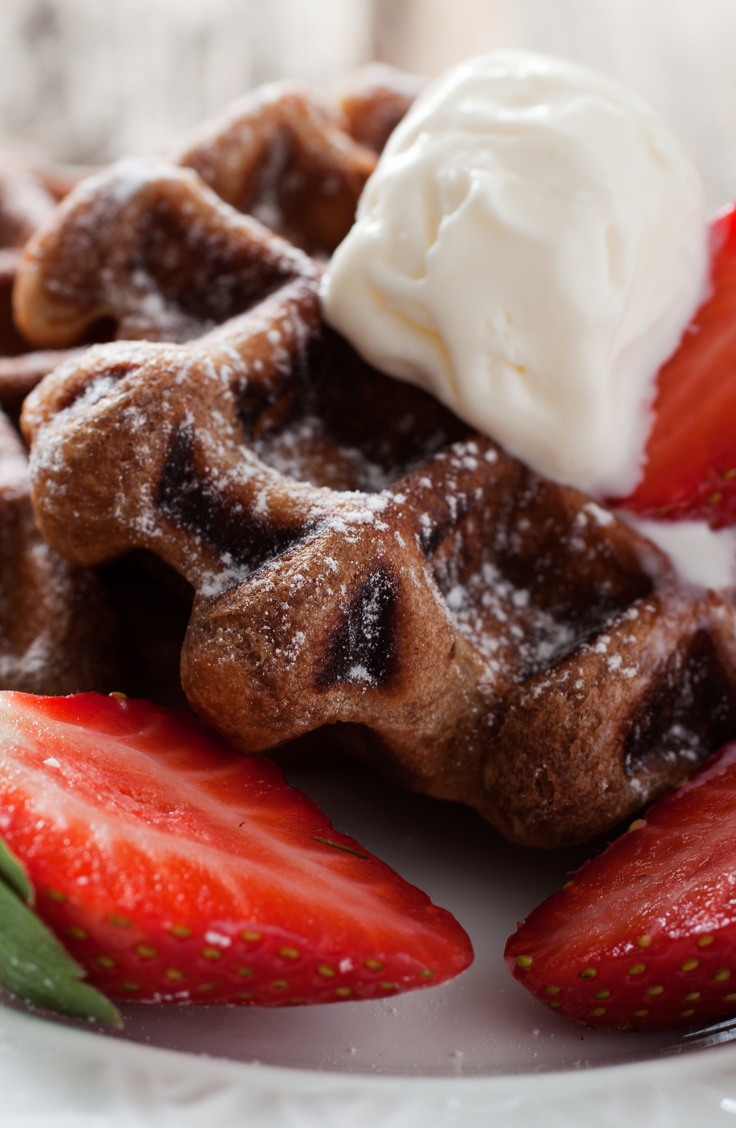 These keto chaffle recipes will have you falling in love with dessert all over again.