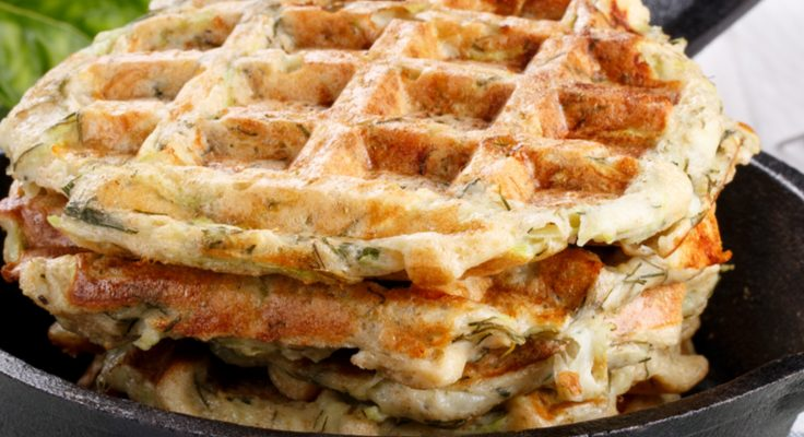 "Do The Keto ""Chaffle"": Recipes So Good You'll Want To Dance"