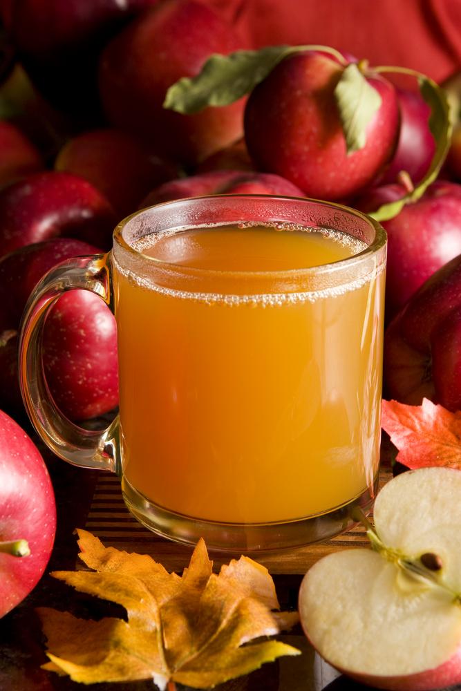 hot apple cider recipes
