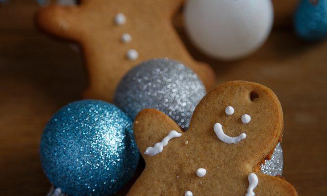 Delicious Dairy Free Christmas Cookies (No Freakin' Weird Ingredients)