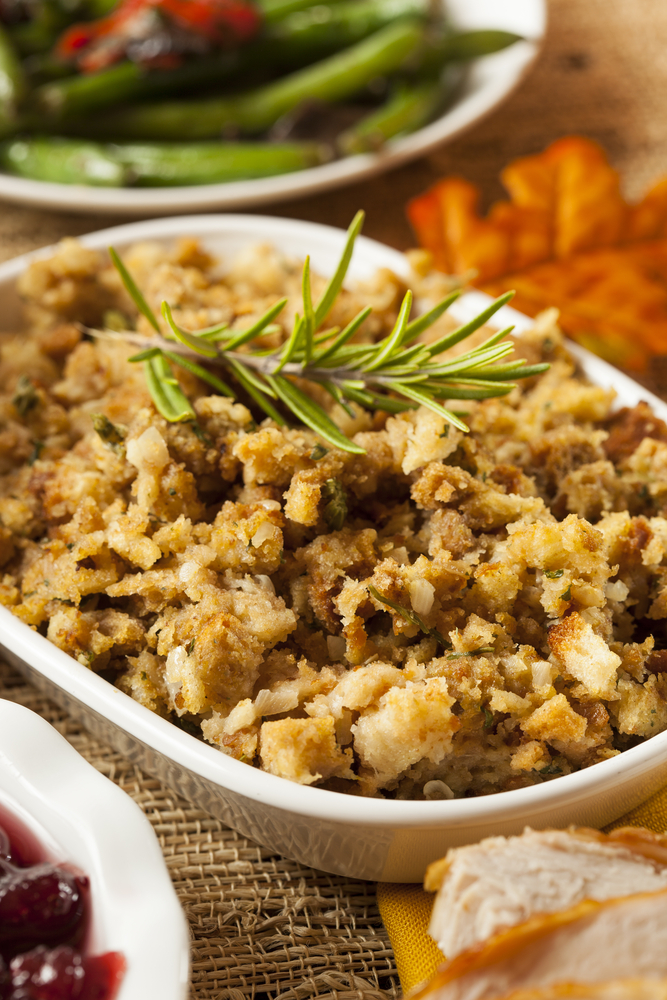 No Thanksgiving is complete without a delicious stuffing. These Thanksgiving recipes will be a bigger hit than the turkey.
