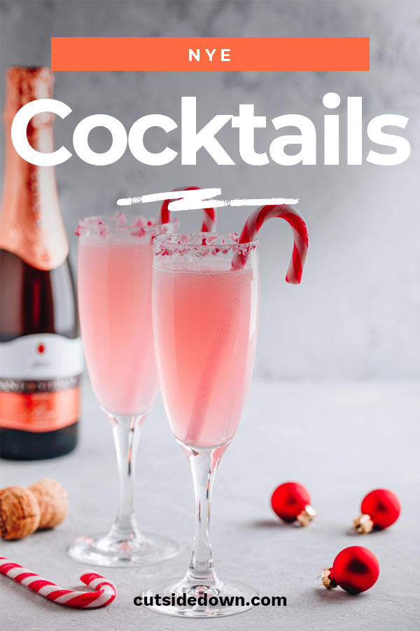 If you are looking forward to enjoying New Year's Eve with a few cocktails, we have some drinks you will love. Just a heads up, these NYE cocktails are strong but definitely get the job done. Enjoy saying goodbye to the old year with these mind numbing cocktails. Remember, don't drink and drive. Have a happy new year and best wishes for a successful year ahead. #NYEcocktailideas #adultdrinksforNYE