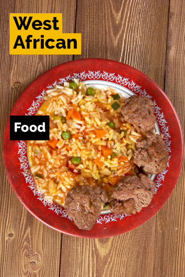 Add a little spice to your culinary experience with some authentic West African food. If you are looking for something new for dinner, you won't be disappointed with these delicious recipes. Go west they say. West Africa is what they were talking about. #westafricanfood #recipes #dinnerideas