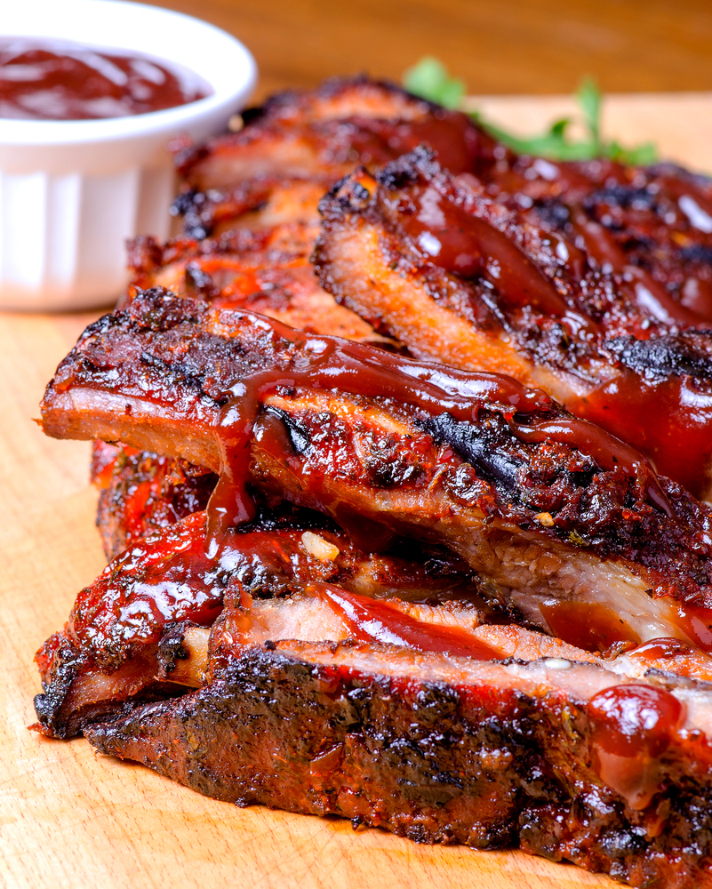 There is nothing better than Super Bowl food. These Super Bowl BBQ recipes are to die for. Try out these crock-pot ribs. They are amazing!