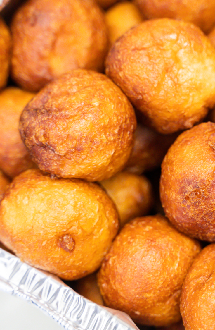 If you've never tried West African food, then you're missing out! This puff puff recipe is amazing. They can be served as either a side dish or a dessert.