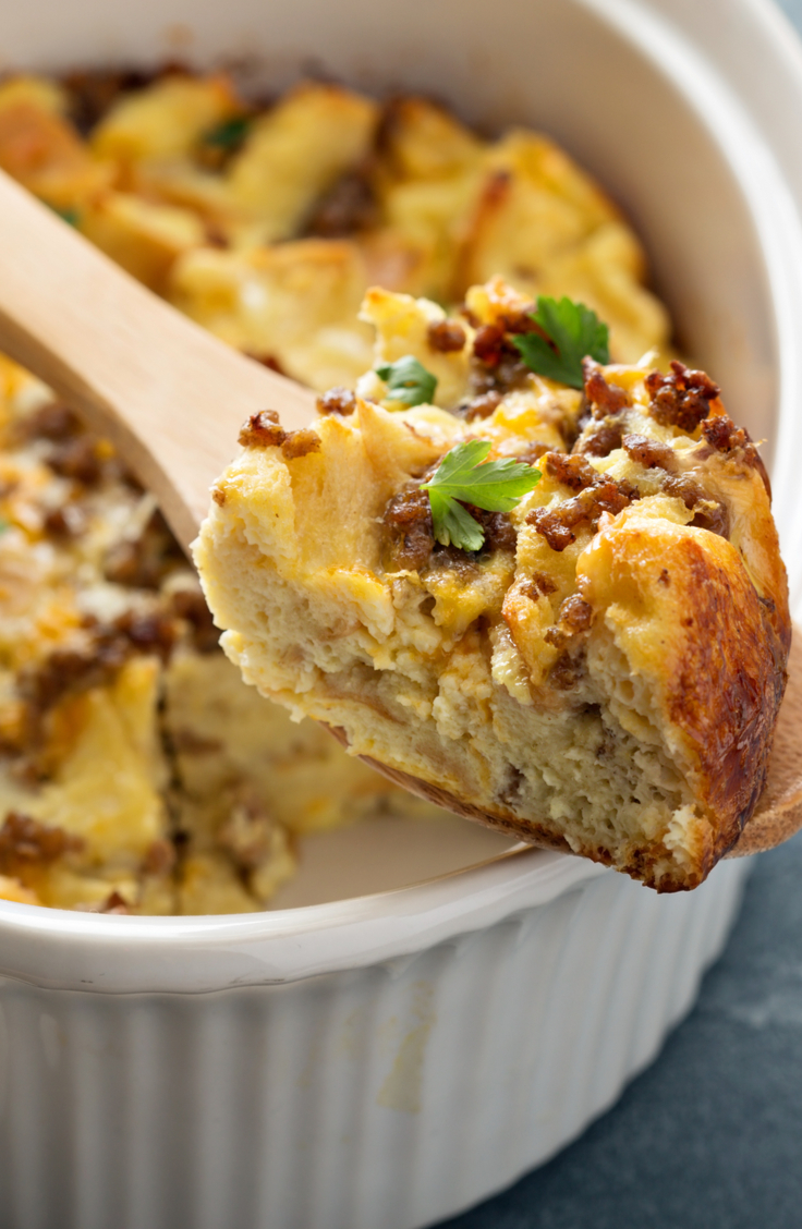 One of the best ways to use your Instant Pot is for breakfast. You do not want to miss out on these Instant Pot breakfast casserole recipes! This sausage, egg, and hash brown recipe will have everyone coming back for seconds.