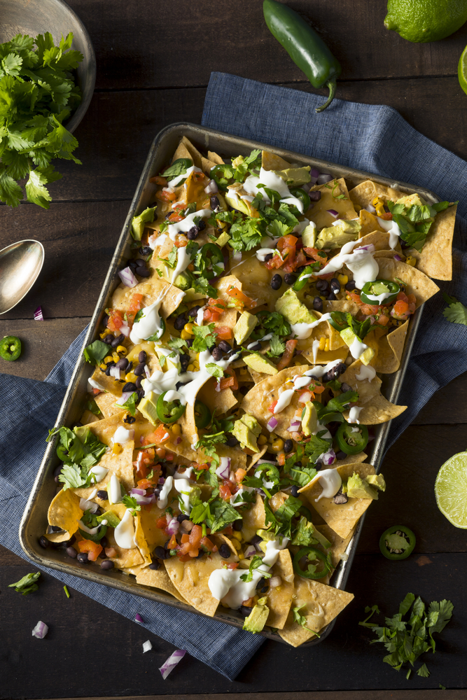 There is nothing better than Super Bowl food. These Super Bowl BBQ recipes are to die for. This BBQ chicken nacho recipe will be a hit!