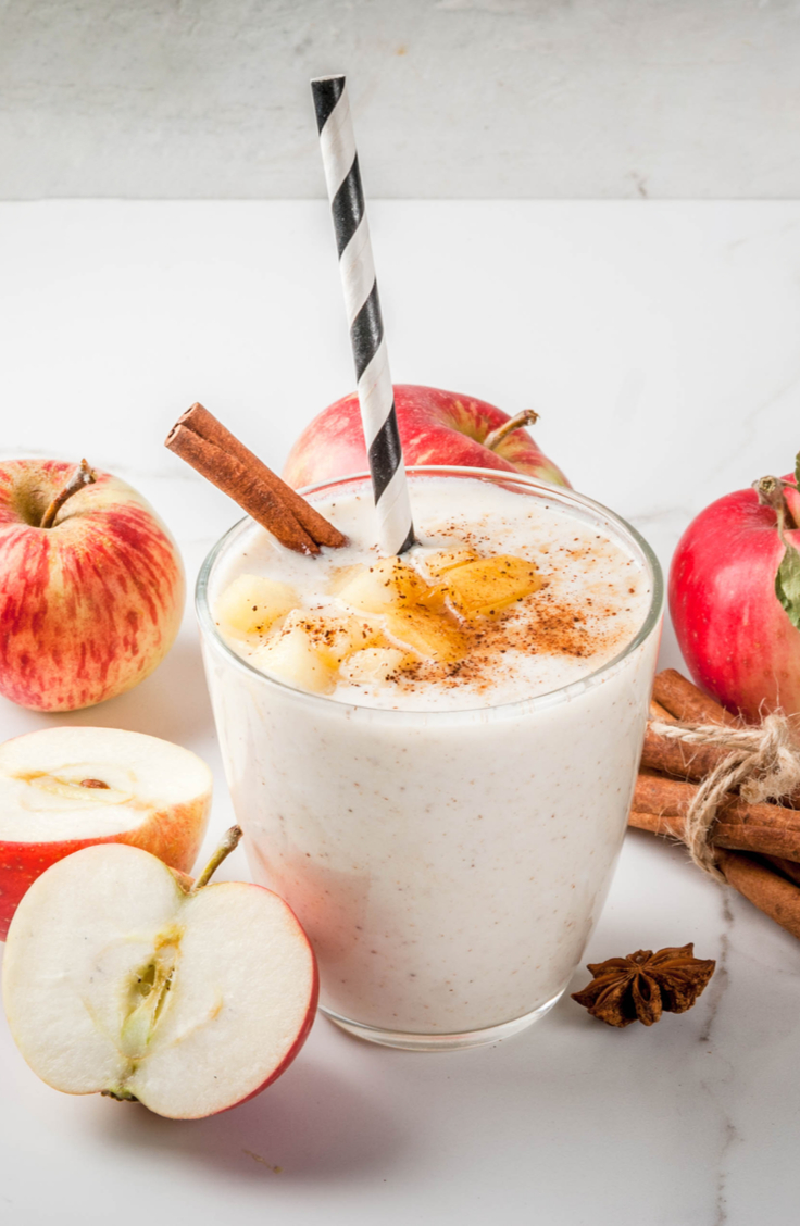 Sea moss is quickly becoming popular in the health world. These sea moss smoothie recipes are actually delicious! Apple smoothies are always a good idea.
