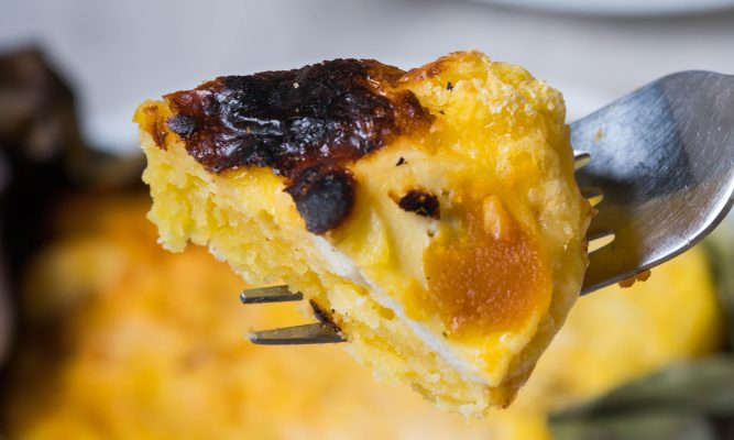 Bibingka: The Flippin' Delish Filipino Coconut Cake