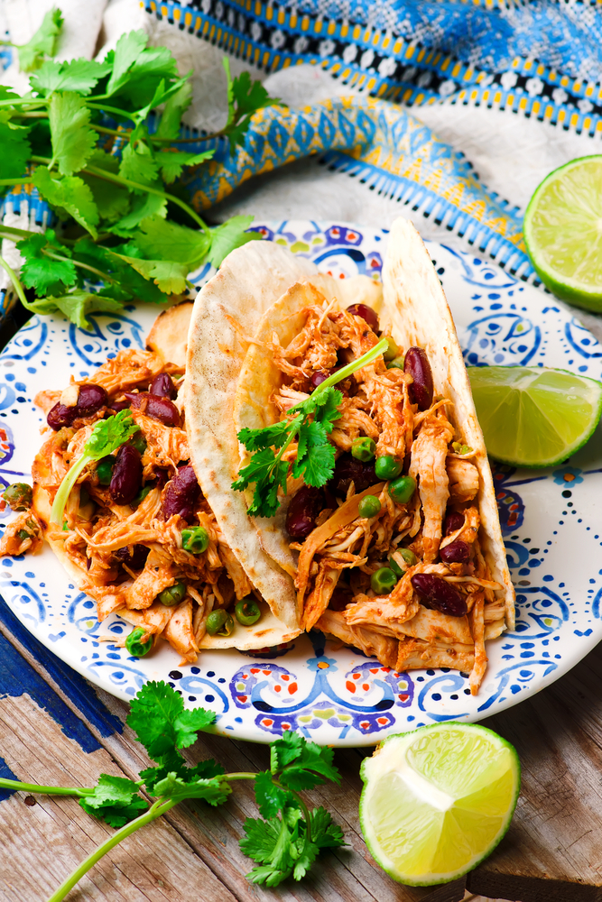 One of my favorite recipes is crockpot chicken tacos! They are easy and scrumptious. Here are some of my favorite Crockpot Chicken Taco Recipes! See how easy this dinner can be for your family.