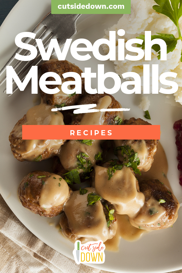 You don't have to be Swedish to love Swedish Meatballs. They are a great go to for family dinners. They are easy to make and have a creamy sauce. Keep reading for the recipes that can be used in a crockpot, instapot, or using frozen meatballs. #dinnerrecipes #swedishmeatballs #easydinnerrecipes