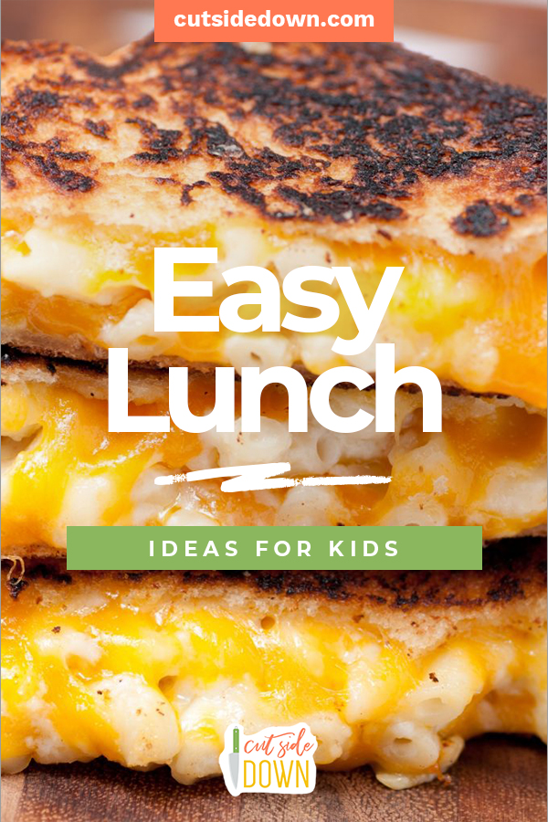 Looking for recipes to keep your crew happy? These recipes are easy and healthy. #TheCutSideDownBlog #EasyKidFriendlyLunchIdeas #HealthyKidFriendlyLunchRecipes