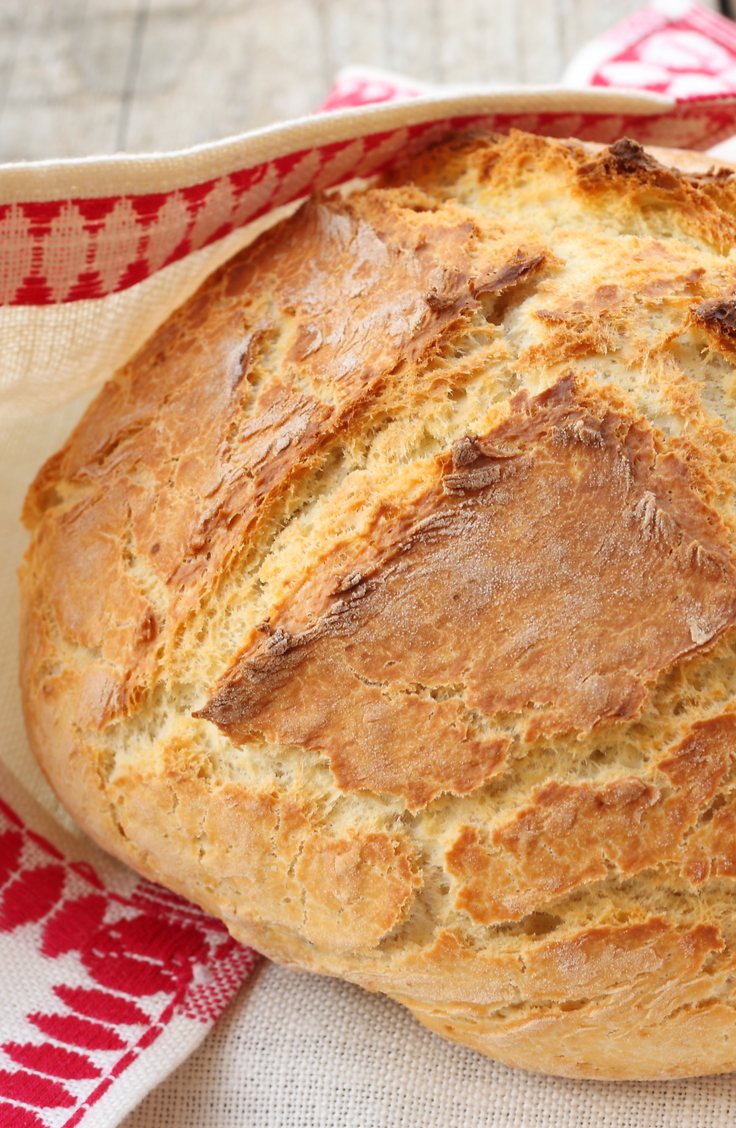 Out of yeast and have a hankering to bake some fresh bread? I've gathered up some of the best yeastless bread recipes to save the day. This recipe will easily become your favorite!