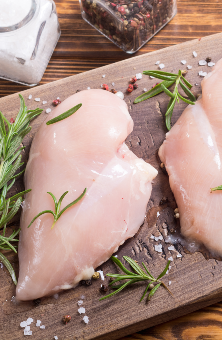 The great thing about skinless, boneless chicken breast is that it's versatile and easy. Check out these delicious chicken breast recipes!