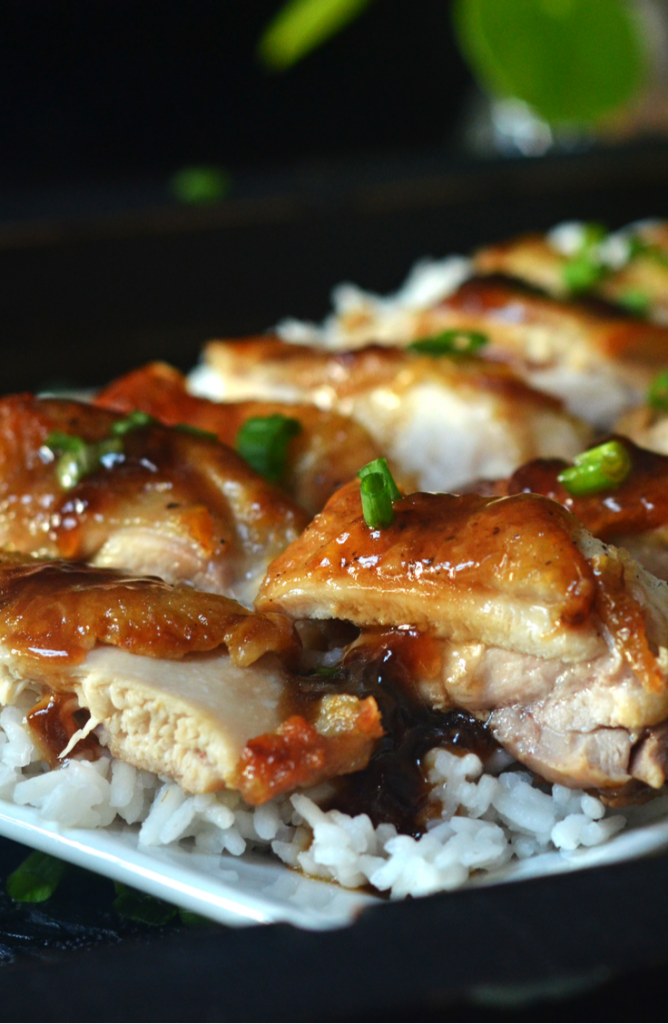 The great thing about skinless, boneless chicken breast is that it's versatile and easy. Check out these delicious chicken breast recipes! Your family will love this honey garlic chicken!