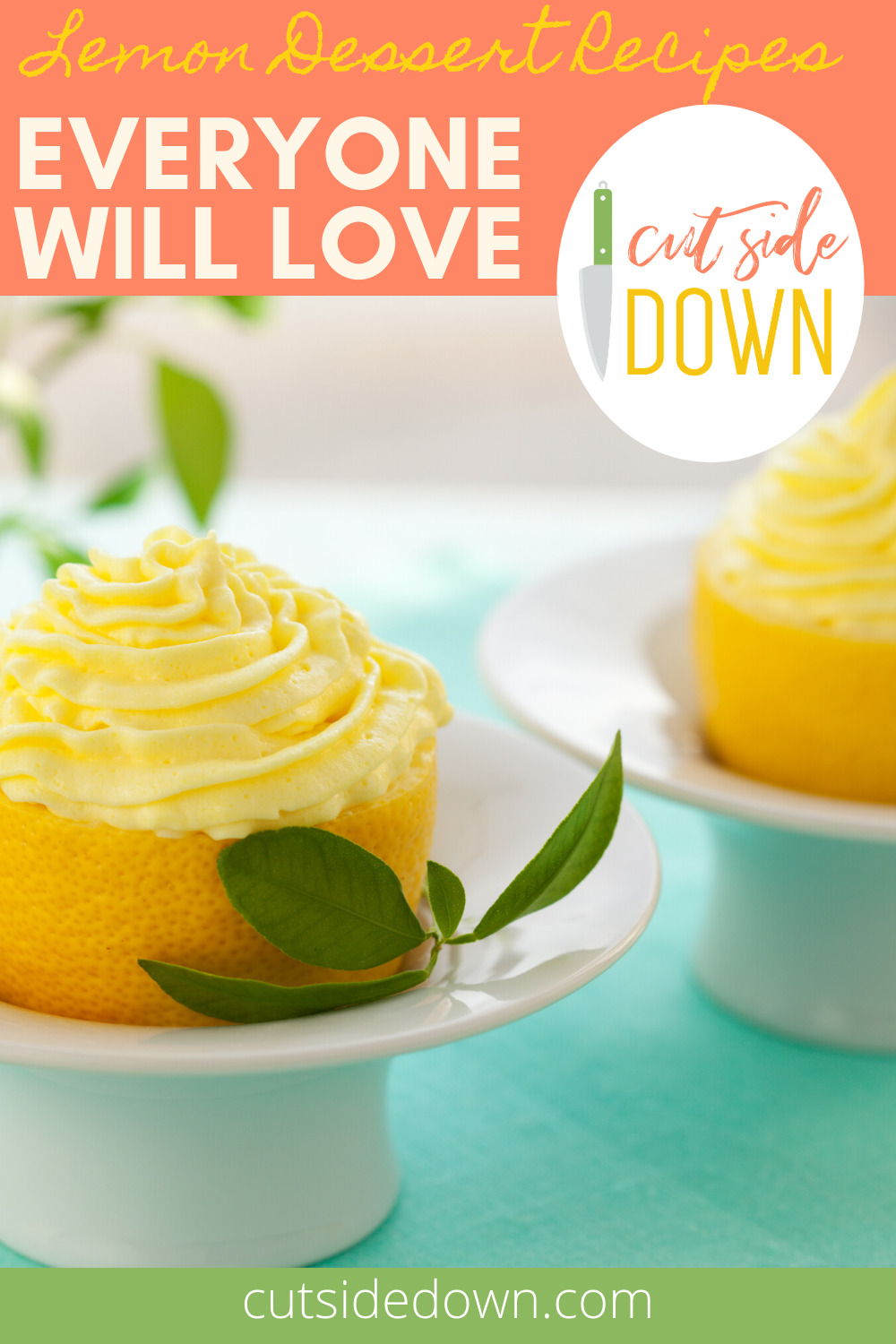 Lemon desserts are a great go to for any occasion. That tangy flavor mixed with light crusts, and sometimes whip cream is out of this world. These recipes are easy to follow and have ideas for cakes, cookies, tarts and more. Read the post for pictures that will make your mouth water and the recipes. #dessertrecipes #lemondesserts #lemoncake