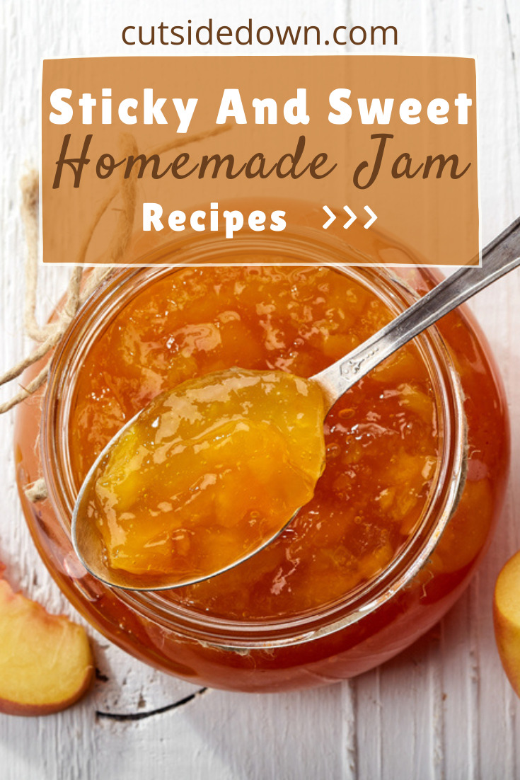 Cutsidedown.com is the best destination for all things edible! Find the perfect food and drink ideas for any occasion! Check out these sweet homemade jam recipes you've just got to try now!