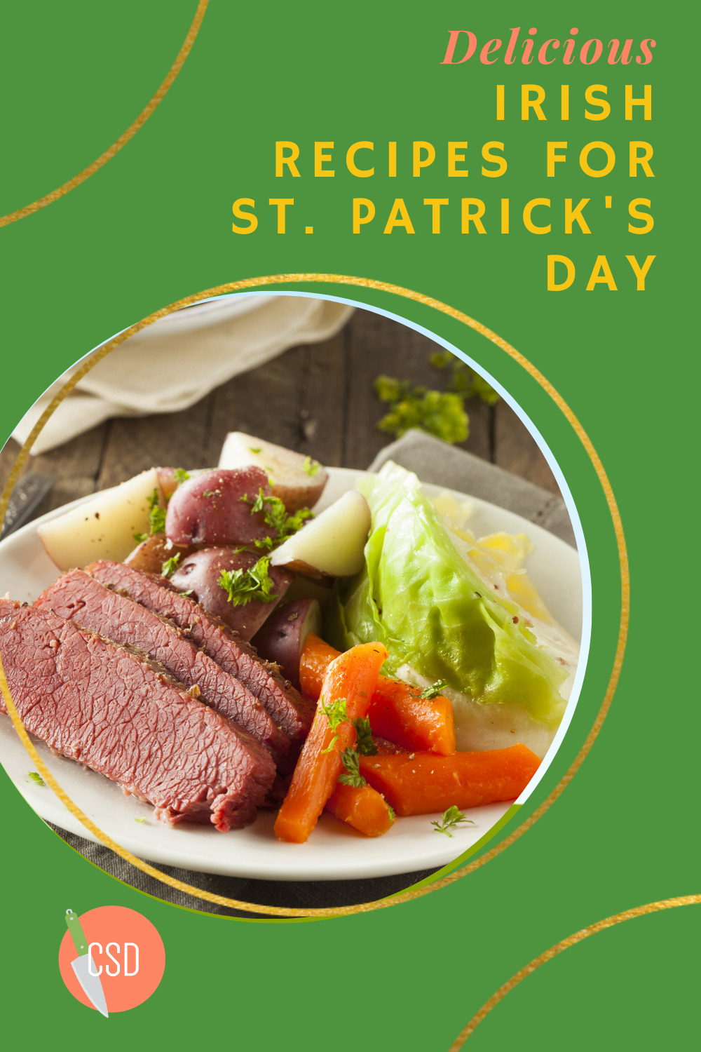 Cutsidedown.com makes cooking a breeze. Find loads of inspired recipes and ideas for around the kitchen. Check out these easy Irish recipes you can make to celebrate St. Patrick's Day.