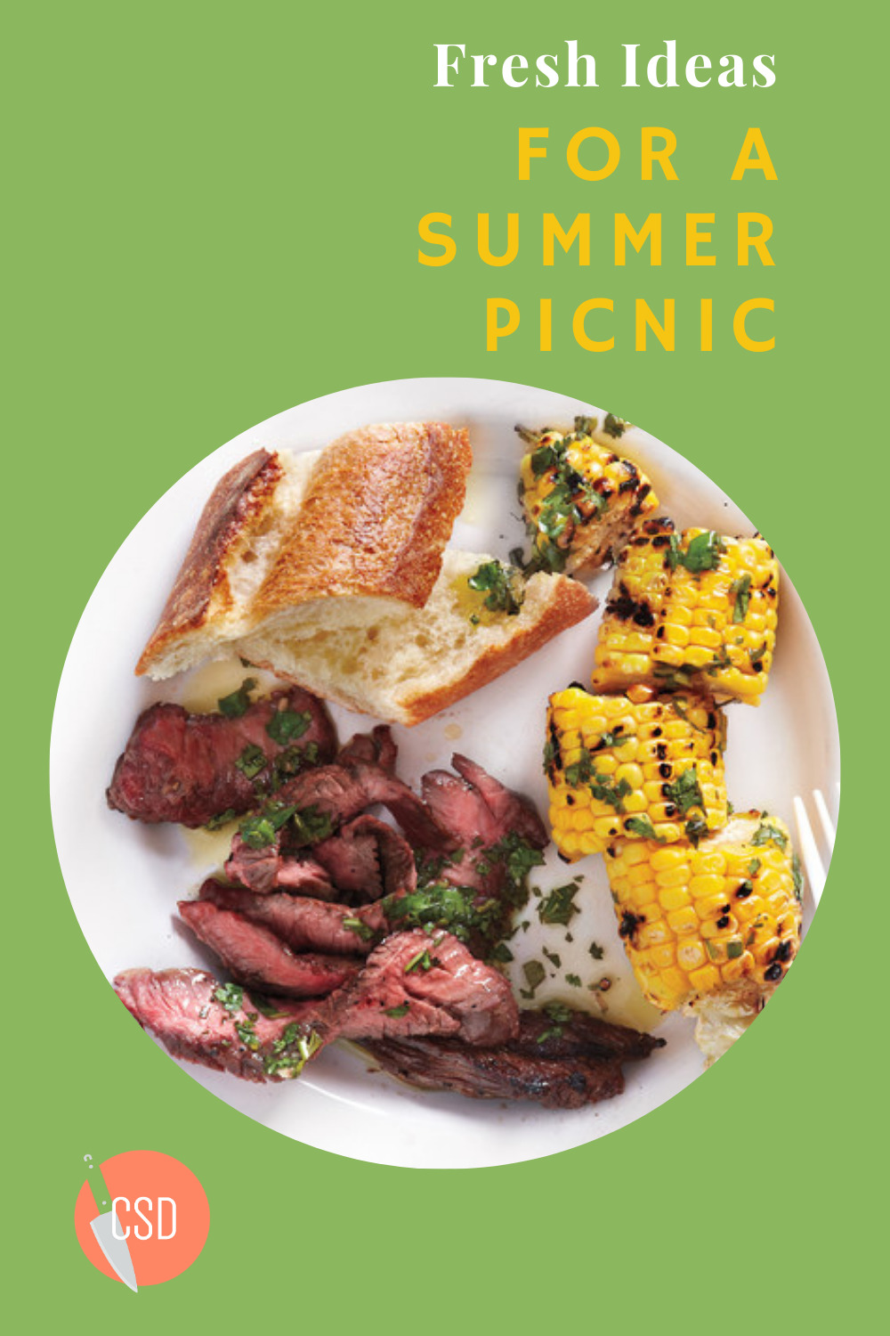 Cutsidedown.com always knows the best thing to make for any occasion! Find delicious food and drinks no matter what time of year! Enjoy a nice summer's day with these easy picnic recipes!
