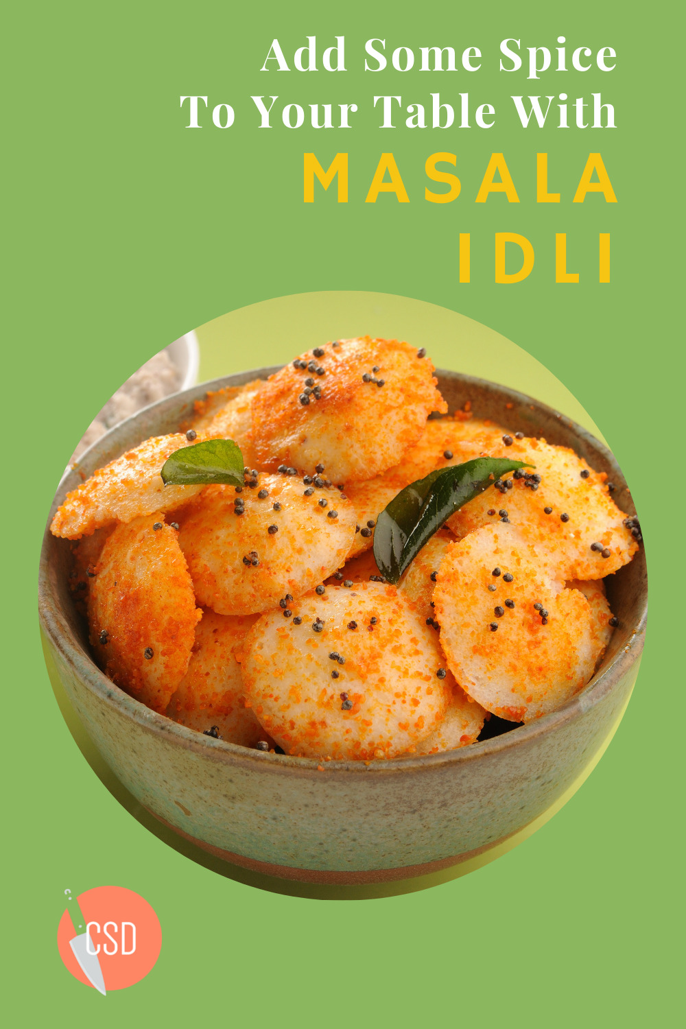Cutsidedown.com will help you wow your dinner guests with amazing and easy recipes. Find whatever your palette desires with tons of ideas to choose from. Branch out of your comfort zone with this simple and delicious masala idli!