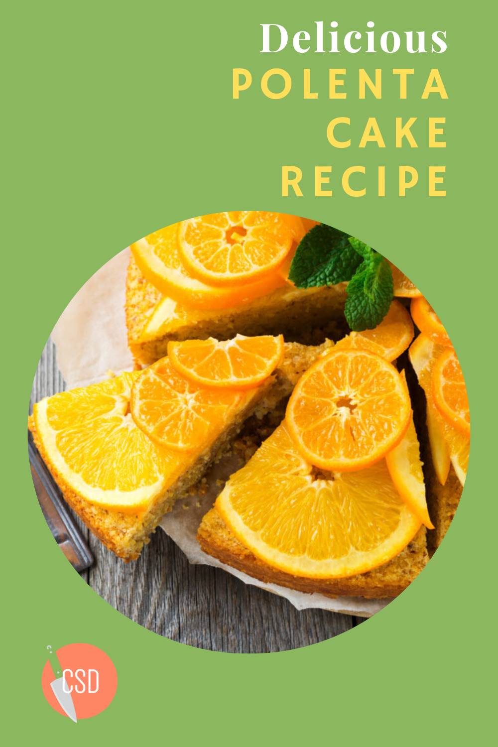 Cutsidedown.com will help you wow your dinner guests with amazing and easy recipes. Find whatever your palette desires with tons of ideas to choose from. Branch out of your comfort zone with these easy and delicious polenta cakes!