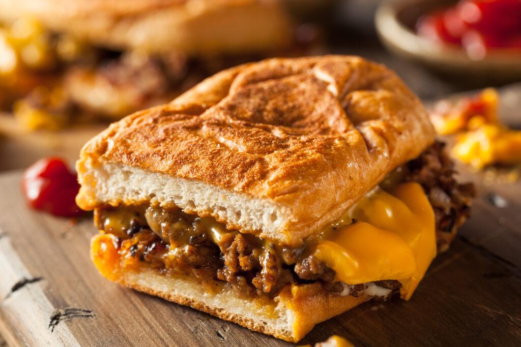 Chopped Cheese Sandwiches
