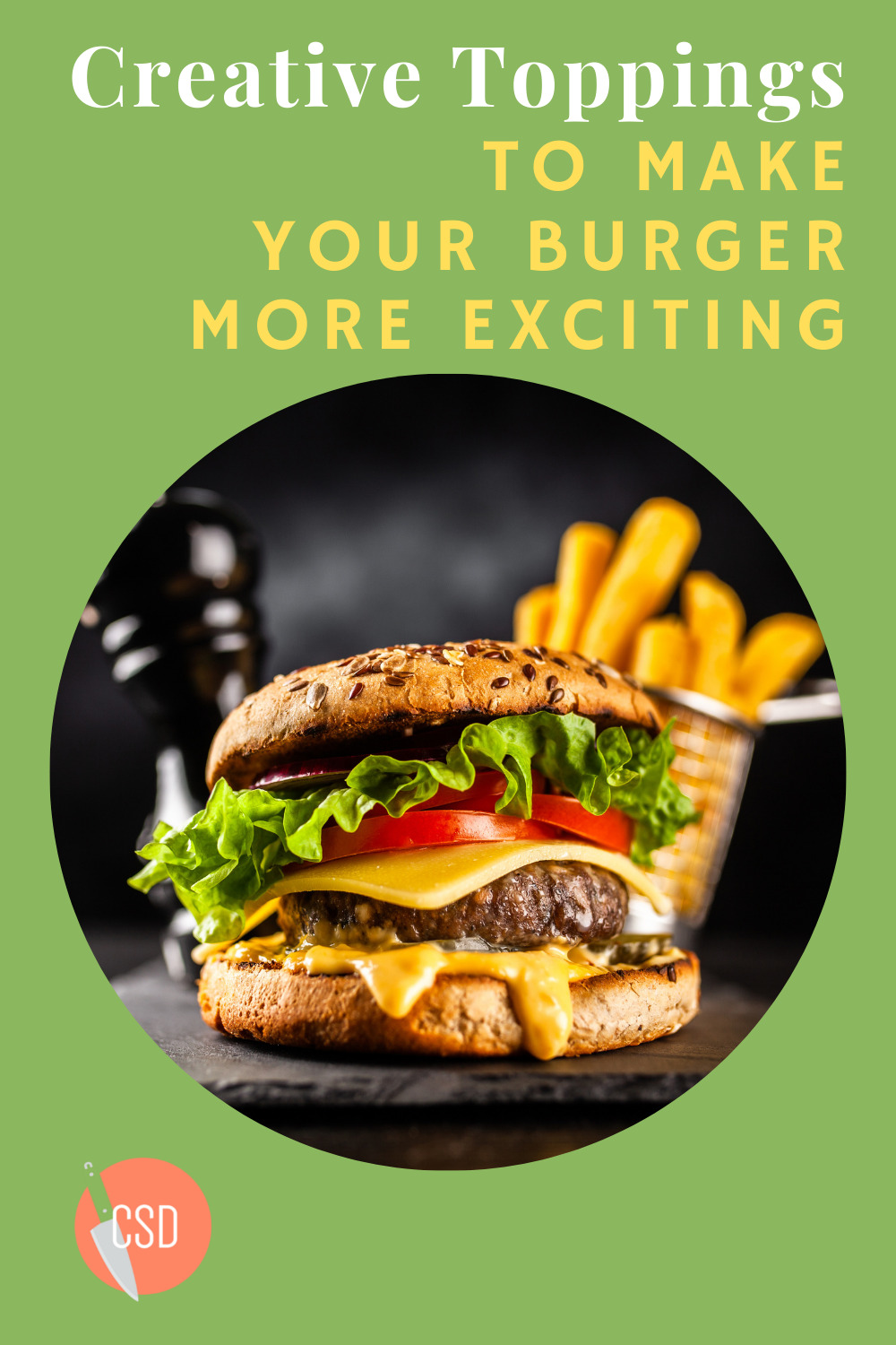 Cutsidedown.com will help you wow your dinner guests with amazing and easy recipes. Find whatever your palette desires with tons of ideas to choose from. Branch out of your comfort zone with these unique and tasty burger toppings!
