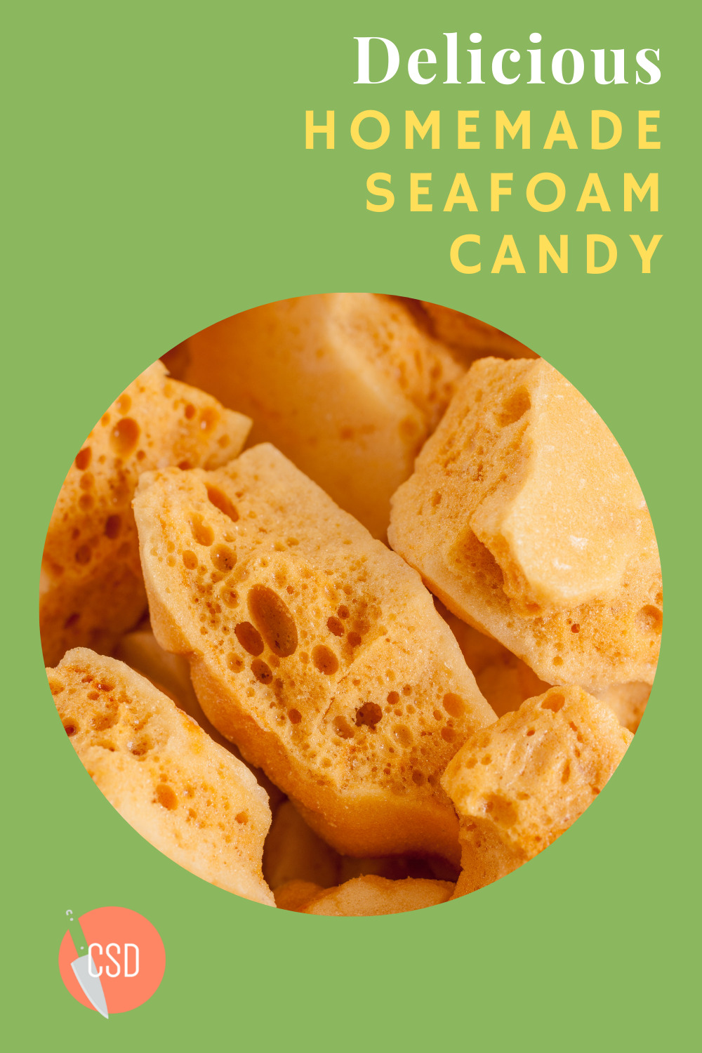 Cutsidedown.com will help you wow your dinner guests with amazing and easy recipes. Find whatever your palette desires with tons of ideas to choose from. Get sweet with this easy recipe for seafoam candy!