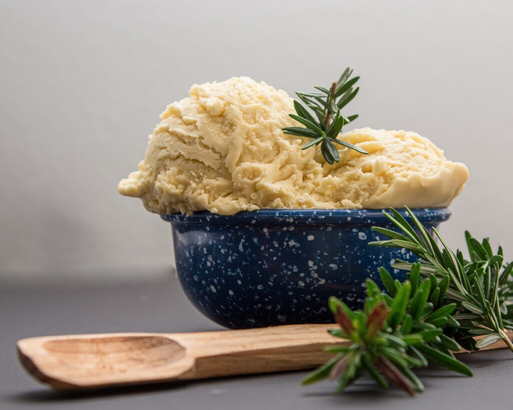 Ingredients for Garlic and Rosemary Mashed Potatoes