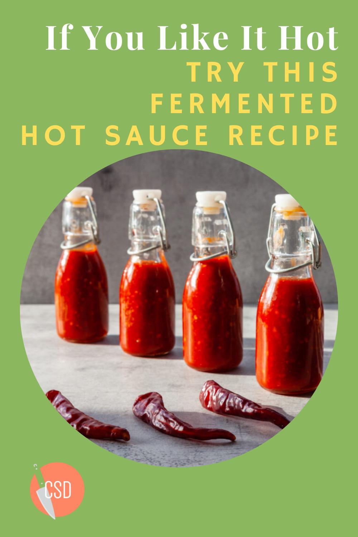 fermented hot sauce recipe